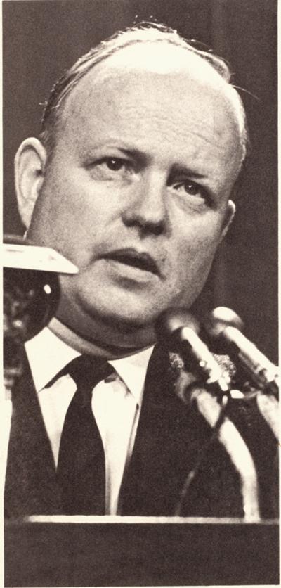President Emeritus Phillip Shriver