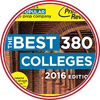 The Princeton Review - the Best 380 Colleges - 2016 edition