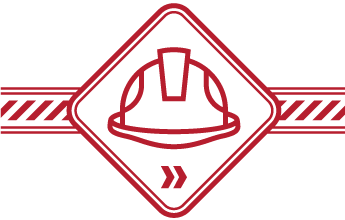 a construction hardhat