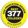The Princeton Review 377 Best Colleges